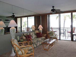 Maui Ocean View Condo in Beach Front Resort—Great Views & Value, 2 BR/2 BA