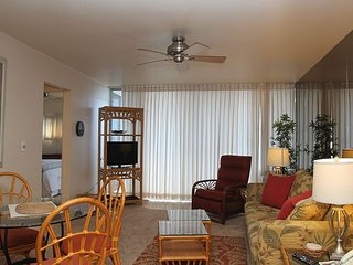South Maui Ocean Front Condo with Stunning 180° Views; 2BR/2BA; Sleeps 6