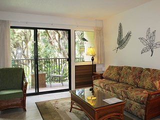 Maui Tree-top Garden View Condo in Beach Front Resort; Great Value; 1BR/1BA