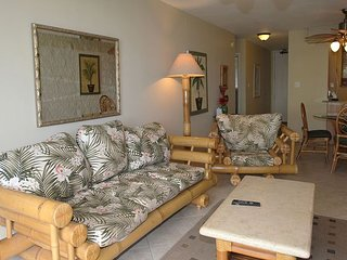 Maui Condo in Quiet Beachfront Resort; Grand Ocean Views—Remodeled, 2 BR/2 BA