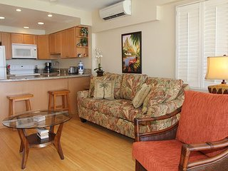 Deluxe Maui Ocean Front Condo in Quiet Resort with Exquisite Views; 1 BD/1BA