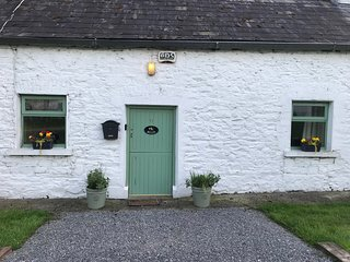 Traditional Irish Cottage in County Meath