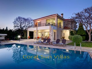 Fabulous Villa, Secluded Location - Complete Privacy, Large Pool, Polis, Paphos