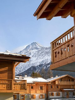 3 bedroom Apartment in Staffal, Aosta Valley, Italy : ref 5647161