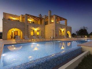 3 bedroom Villa in Armenoi, Crete, Greece : ref 5647849