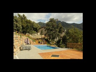 2 bedroom Villa in la Nou de Bergueda, Catalonia, Spain : ref 5622316