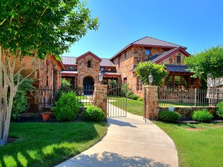 THE ABOVE SUNSET ESTATE