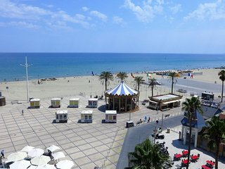 2 bedroom Apartment in Canet-Plage, Occitania, France : ref 5648018