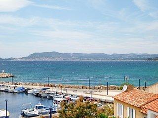 2 bedroom Apartment in Madrague de la Ville, Provence-Alpes-Côte d'Azur, France