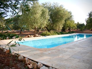 4 bedroom Villa in San Vito dei Normanni, Apulia, Italy : ref 5647133