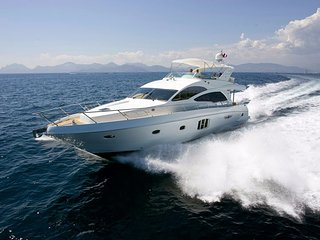 Majesty Yacht on Hire in Goa