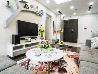 Zenstay#1,Imperia HaNoi 5★Luxury Apartment★Downtown
