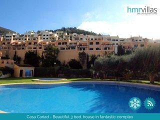 HMR Villas - Casa Cariad - Moraira