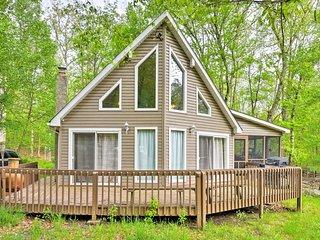 NEW! Cozy Bushkill Home w/ Community Amenities!