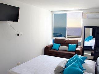 SMR589A .Apartamento Suiteline Oceanfron -frente al Mar