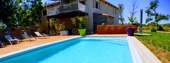 Villa Alyzea Chambres d'hotes et Table d'Hotes / Chambre PIC POUL