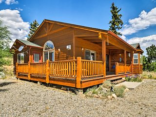 NEW! Jefferson Home w/Mtn. Views & Wraparound Deck