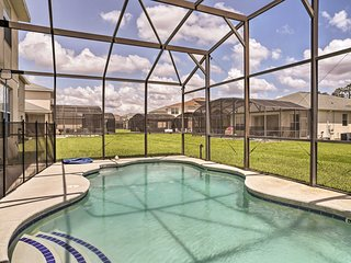 NEW! Resort Home w/Pool-15 Min from Disney World!