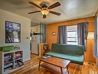 NEW! Updated Denver Home Mins to Downtown & Mtns!
