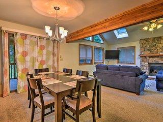 NEW! Pocono Pines Home w/Deck - Walk to Lake Naomi