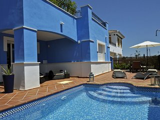 Villa Azul - A Murcia Holiday Rentals Property