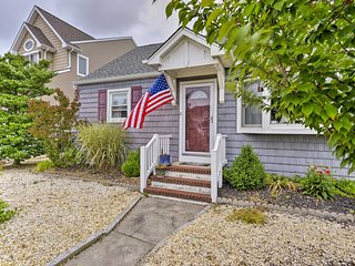 NEW! Renovated Normandy Beach Home w/ Deck & Grill