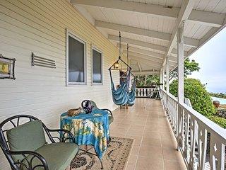 NEW! Kailua Kona Villa w/ Stunning Ocean View!