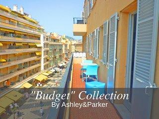 Ashley&Parker - COTE PIETONNE - Studio with independant kitchen and balcony