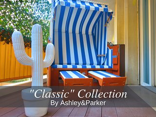 Ashley&Parker - CACTUS TERRACE- New apartment 1mn from the Promenade des Anglais