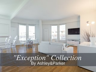 Ashley&Parker - LES AIGLES PREMIUM - Art Deco apartment with balcony