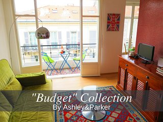 Ashley&Parker - LUGIA - Rue de la Buffa, apartment for 4 persons with balcony