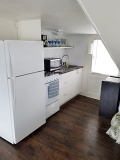 Newly renovated with all new appliances