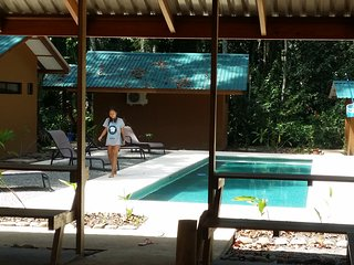 Pipa Lodge, jungle beach & sun Bungalow 1
