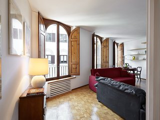 Thiago - Romantic apartment for 2 people in Oltrarno, Florence