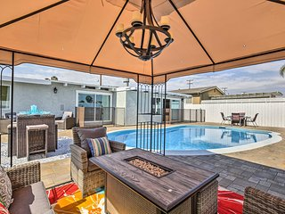 NEW! Chic Central San Diego House w/ Private Pool!