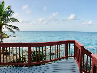 Peaceful Southside Oceanfront Getaway-1 Bedroom Apartment