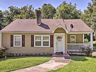 NEW! Dog Friendly Atlanta Home 5 Miles to Downtown