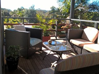 350 mtrs from beach! Heidelberg GetAway,Spacious & Clean w Spabath, Firepit