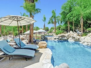 Palm Desert Villa Paradise with Private Pool, Spas, 2 Casitas & Putting Green