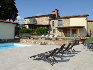 2 bedroom Apartment in Bibbiano, Tuscany, Italy : ref 5624165