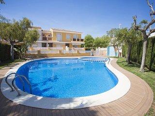 3 bedroom Apartment in Alcossebre, Valencia, Spain : ref 5555300