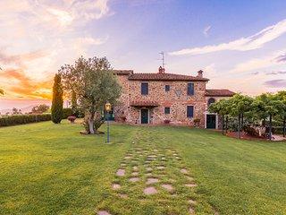 7 bedroom Villa in Grotta Giusti, Tuscany, Italy : ref 5644484