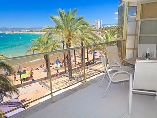 Sea view apartment in Salou