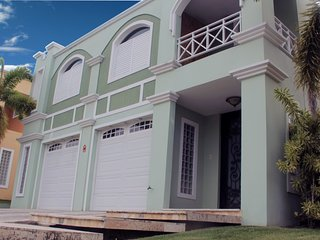 The perfect home for business or vacation 20 minutes from San Juan and beaches