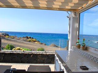 Cosy sea front appartment in Amarilla Golf, Tenerife
