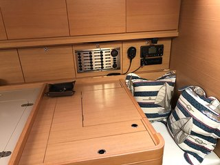 Happy Sailing, barca a vela 6/8 posti Dufour 450 grand large