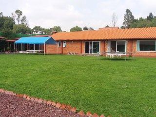 Hermosa casa de campo en Tepotzotlan