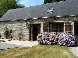 Notre Cottage, in quiet village