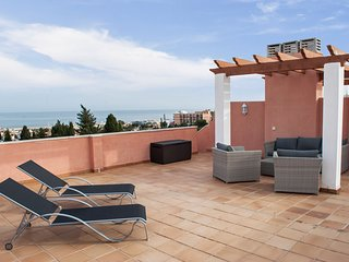 Lovely penthouse with sea view Ref 9