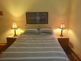 Silva Bay B&B, a new bed and breakfast three minute walk from Silva bay marinas.